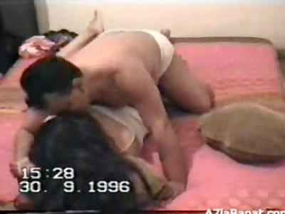 Arabic amature couple