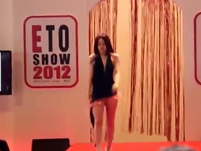 ETO Sexy Fashion Show 2012 Part 2