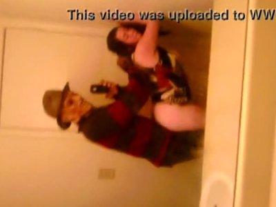 Freddy bangs white girl: full version and alternate ending