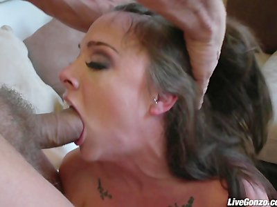 LiveGonzo Chanel Preston Loves Herself Some Hot Anal Sex