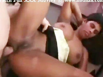 Indian Porn Star Martina Fucking Hard