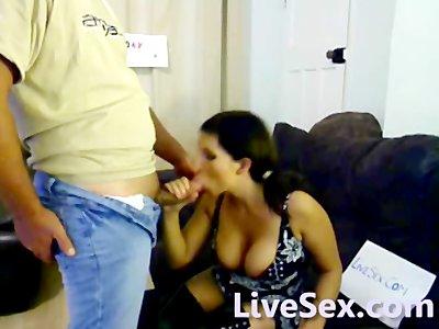 LiveSex.com - Sexy present