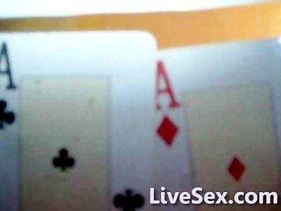 LiveSex.com - Poker sex