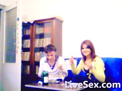 LiveSex.com - New year sex
